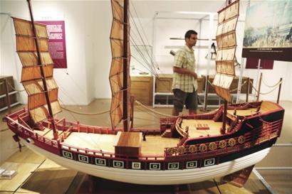 木帆船制作步骤图解