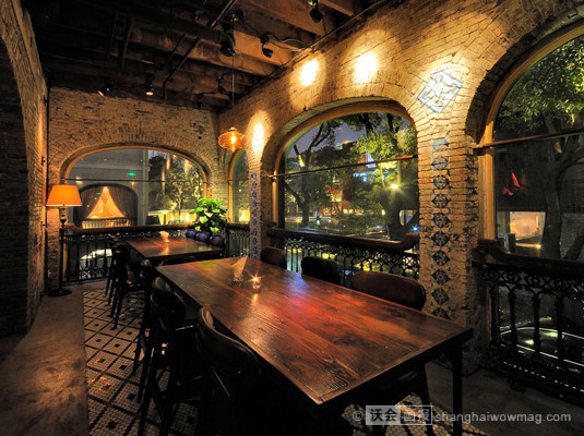 上海餐厅_老上海餐厅_餐厅设计