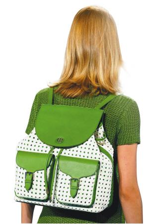 香奈儿手绘背包