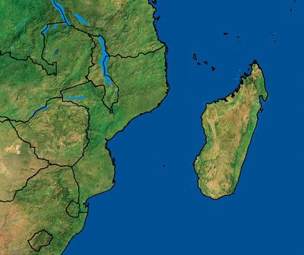 马达加斯加:比动画更美丽