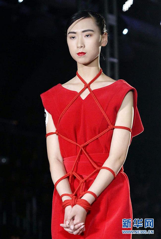 東華大學服裝設計畢業生作品發布