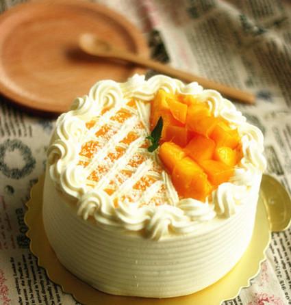 芒果撞上甜品 激发味蕾的极致享受