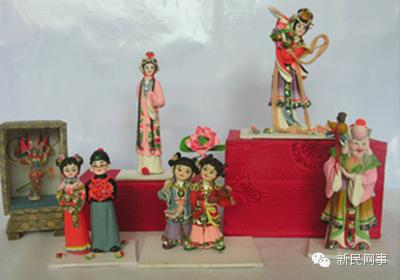 幼儿园中秋节面塑图片作品