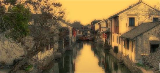 风景 古镇 建筑 旅游 摄影 550_250