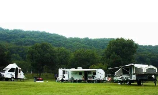 苏州凯普房车(自驾车)露营就开放在太湖边,苏州未来农林大世界的图片