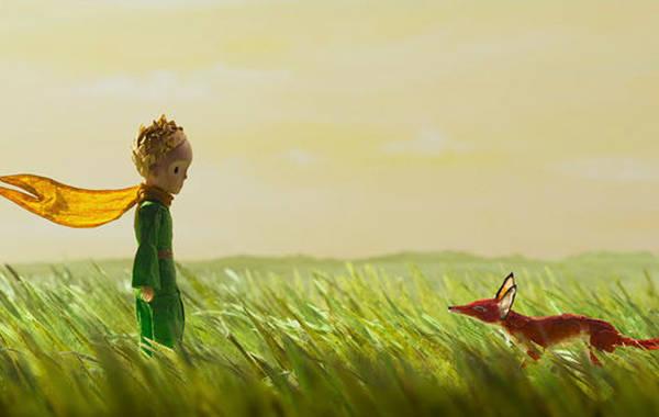 小王子与小狐狸