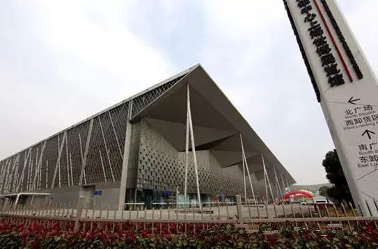 上海世博展览馆地址