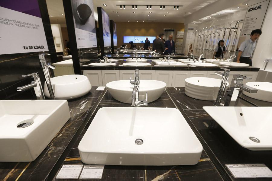 科勒上海徐汇设计体验中心启动亮相
