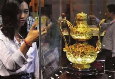 上海国际珠宝展开幕-新华网图片