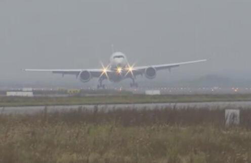 空客a350开启上海航线