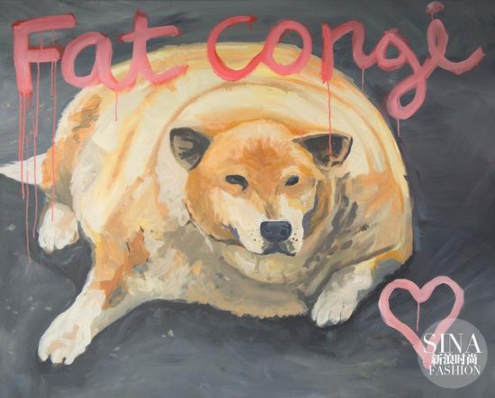 詹姆斯-弗兰科动物绘画作品