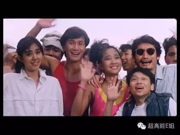 王祖贤/《打工皇帝》(1985)vs许冠杰