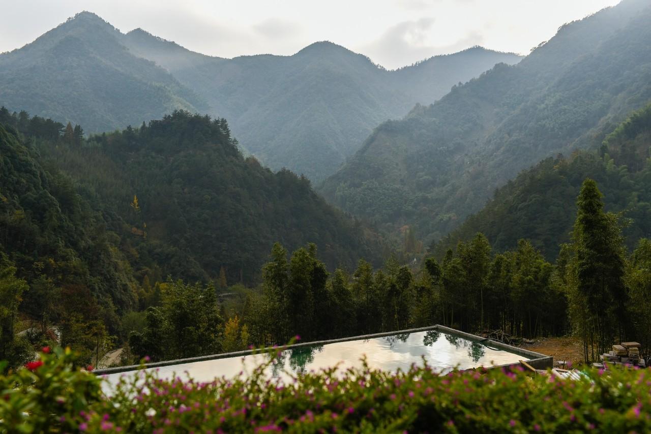 广西玉林铜石岭风景区