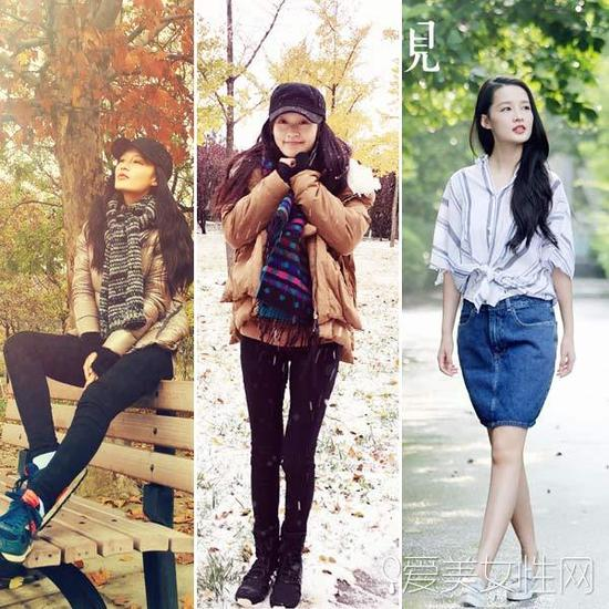 电视剧中的形象多数是傻白甜,现实中的李沁可是少女心十足,喜欢穿裙子