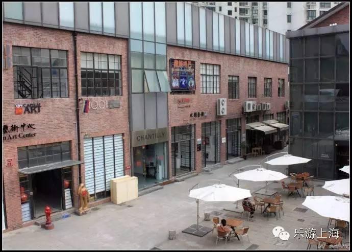 上海m50创意园区地址