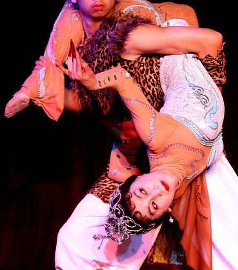 同年主演了中国第一部芭蕾舞与中国舞蹈相结合的舞剧《鱼美人》而一举
