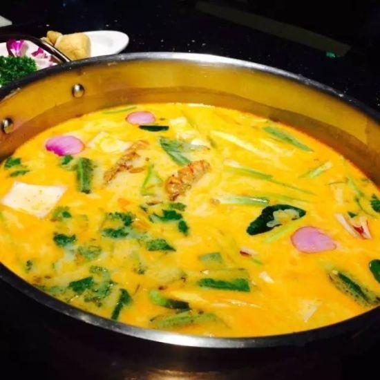 st Thai泰式火锅-沪上9家人气咖喱餐厅 打开夏天食欲