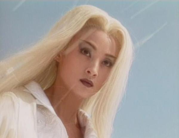 杨幂扮白发美少女 细数最美古装白发女子