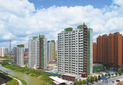 江苏全预制装配式高层住宅楼塑钢门窗安装施工方案(平