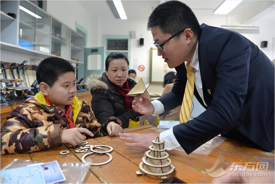 """上海公办学校启动""""校园开放日""""-新华网"""