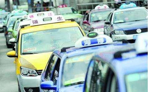 上海出租车师傅 一流城市需要一流驾驶员