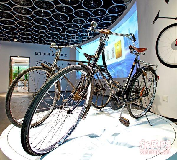 图说:上海凤凰自行车28寸经典旧款 郭新洋 摄-凤凰双甲子 将为ofo提