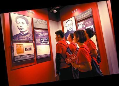 学习19大精神-感受上海光荣历史 红色一公里 深度游首发