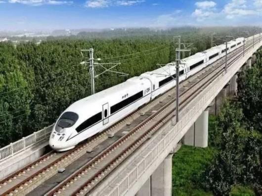 京沪高铁(嘉定段)将建绿色廊道 规划占地5210
