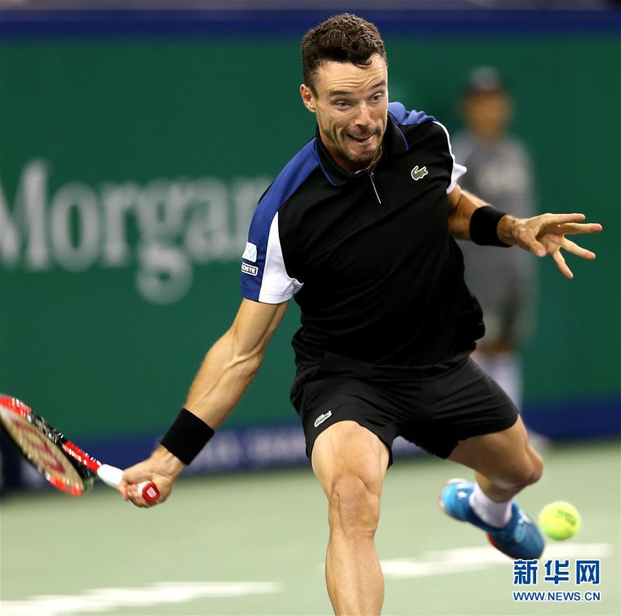 (宝宝)(2)网球上海大师赛:费德勒v宝宝阿古特体育爱跳蹦蹦床图片