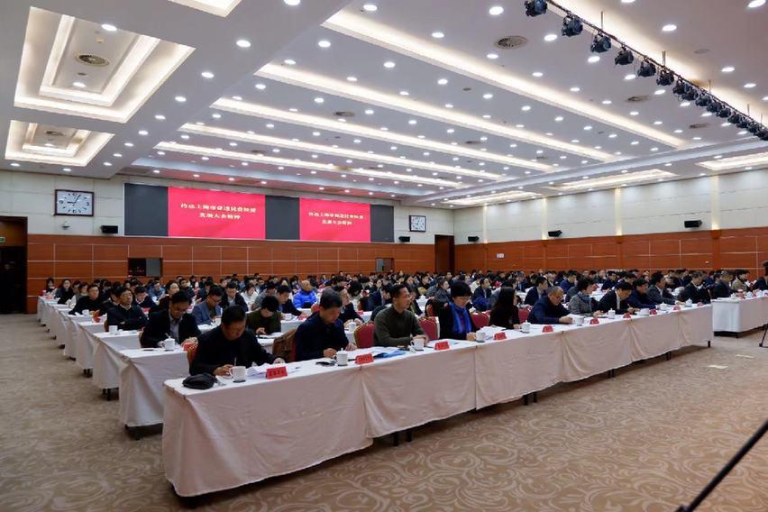 上海市长宁区出台19条新政进一步促进民营经