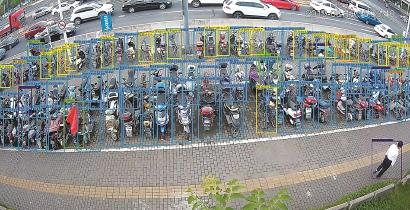 人工智能共享单车管理新举措在申