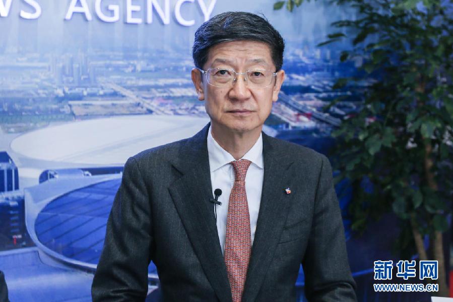 CJ中国总部总裁兼CJ物流全球CEO