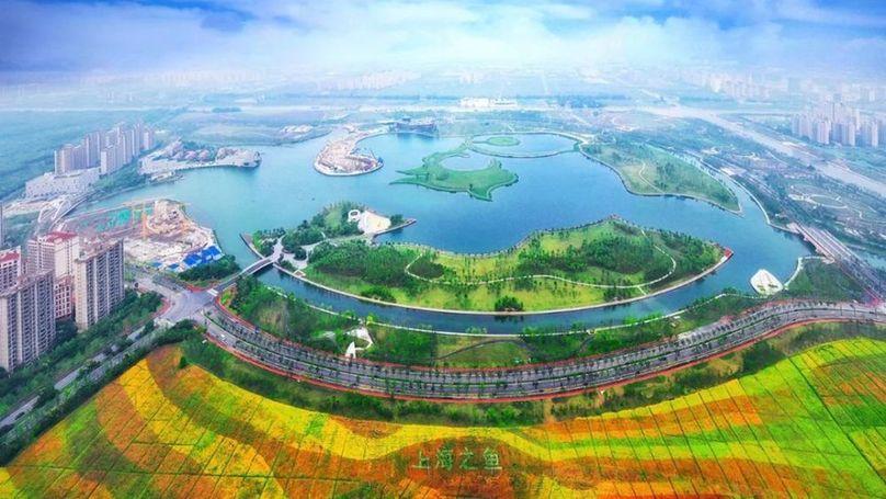 """上海奉贤:抓住未来发展""""牛鼻子"""",奋力跨向""""未来之城"""""""