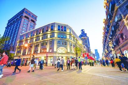 长假消费破千亿元!上海旅游经济
