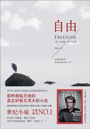 """《自由》:弗蘭岑帶來的""""世紀小説"""""""