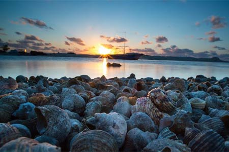 三沙:南海海岛风光旖旎