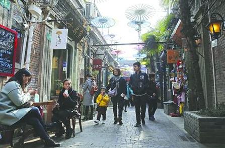 千街一面?上海推选出67条特色商业街区