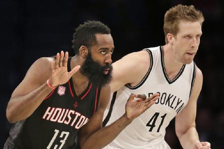 NBA常規賽:火箭137-112籃網