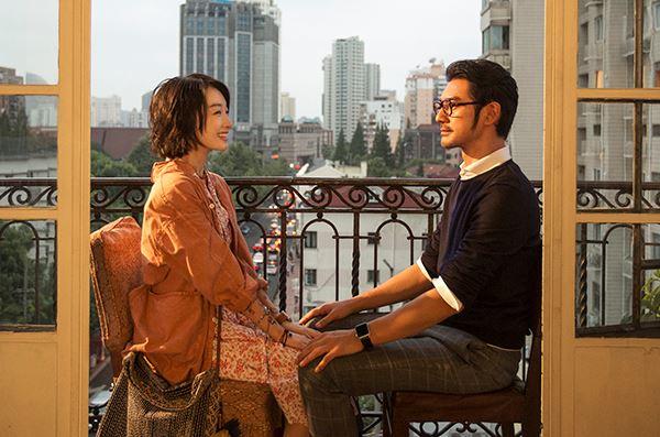《喜歡你》全新劇照 金城武周冬雨上演高甜愛情