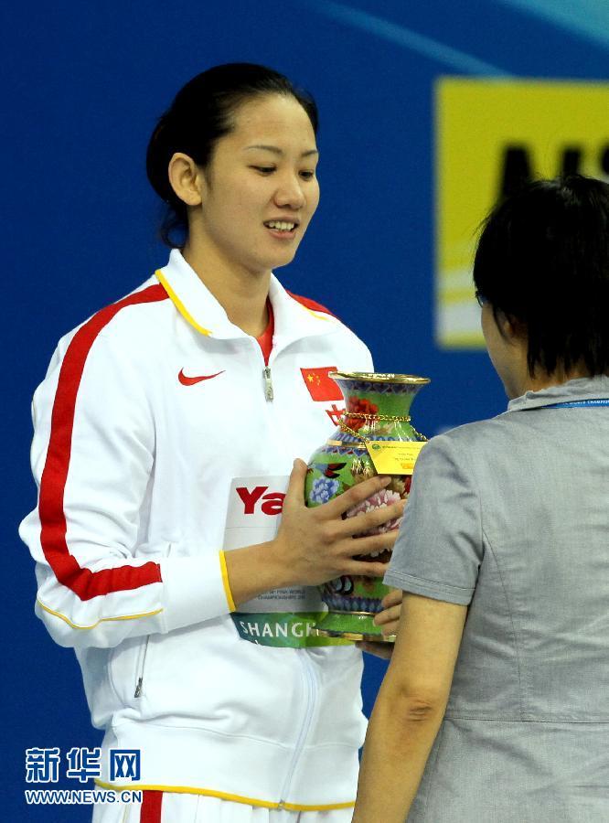 盘点游泳世锦赛六大最美女 新华网上海频道